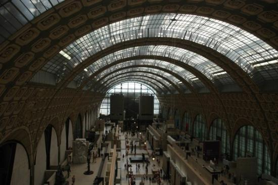 Musée d'Orsay: Musee d'oray