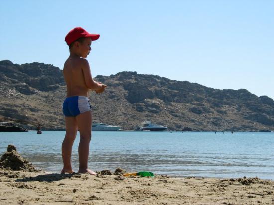 Paros, Grecia 2007