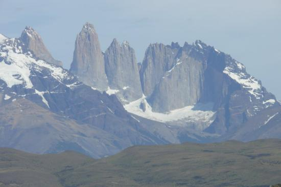 Puerto Natales, Chile: the one and only one TORES DEL PAINE
