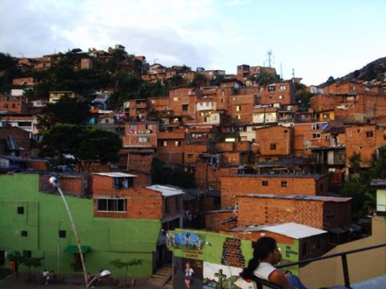 Medellín, Colombia: The Hood'