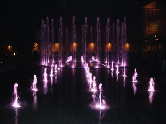 Reggio d'Émilie, Italie : SCORCIO DELLA MIA CITTA'