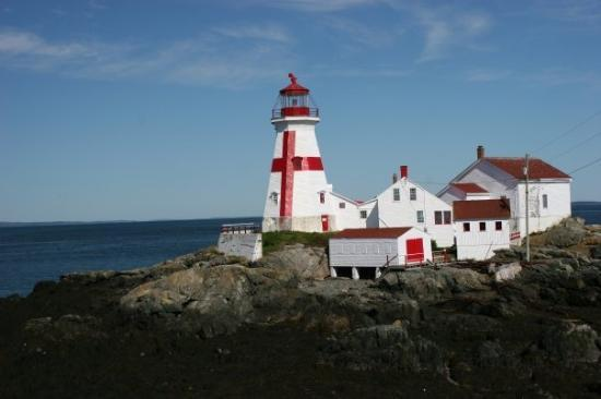 Campobello Island, Canada: Lighthouse Point Campabello Island New Brunswick absolutely gorgeous
