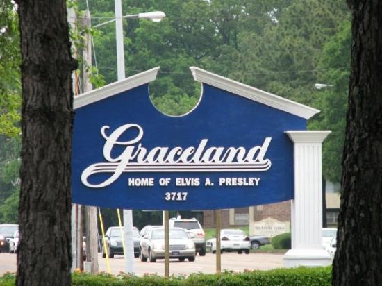 Graceland crossing sign picture of memphis tennessee tripadvisor