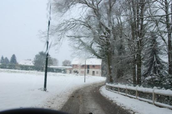 Overijse, Belgia: ขับรถไปไม่ไกลจากบ้าน