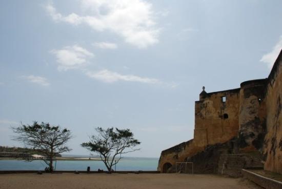 Fort Jesus Museum : Fort Jesus, Mombasa