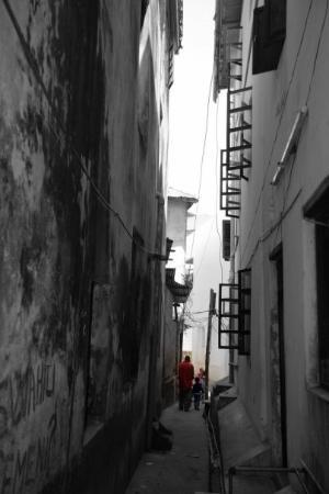Mombasa, Kenya: father & son