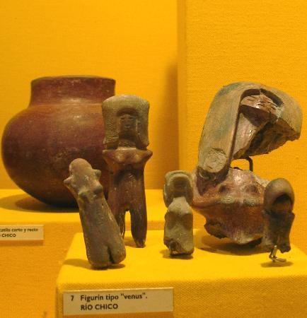 Mantaraya Lodge: Museum in Salango