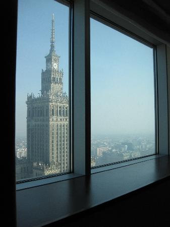 InterContinental Hotel Warsaw: 3108 view