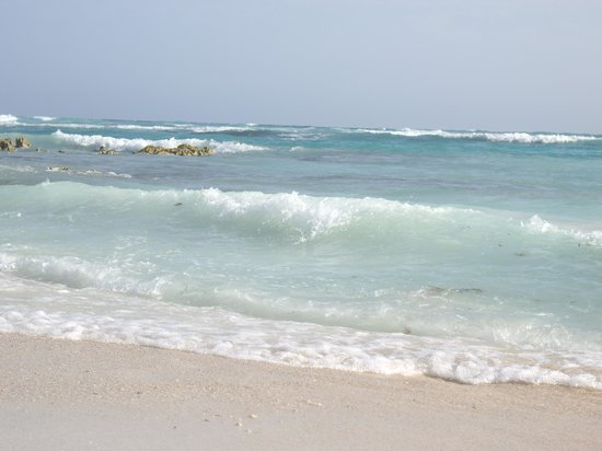 Barcelo Maya Beach: mer
