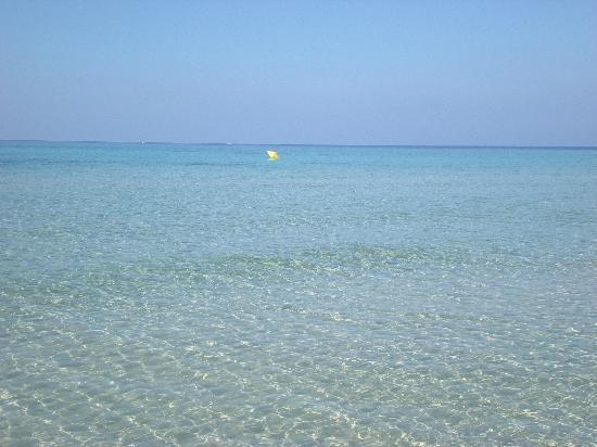 Veraclub Minorca: spiaggia di son bou..il paradiso!