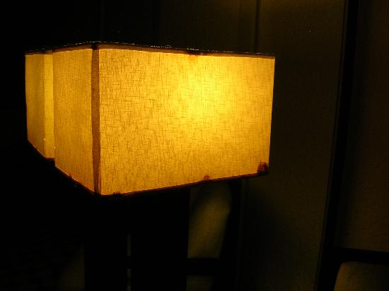 The Westin Resort & Spa, Cancun: mold on lamp shade