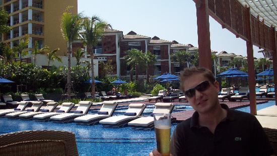 InterContinental Hua Hin Resort: Pool view