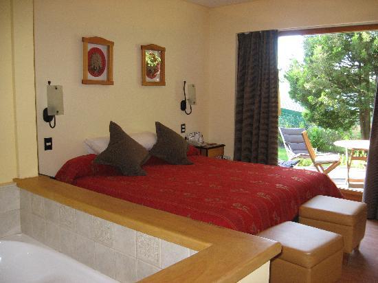 Antuquelen Hosteria Patagonica: Nuestra habitación