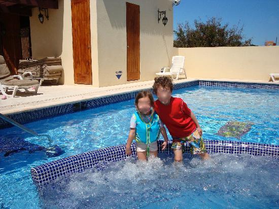Boutique Hotel Palacio: Rooftop pool