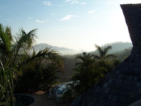 El Sabanero Eco Lodge: early morning