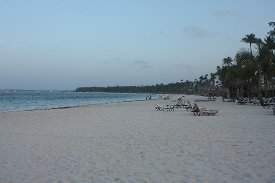 Secrets Royal Beach Punta Cana: amazing beach