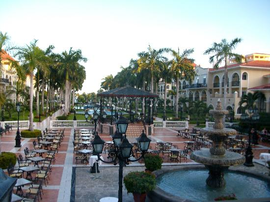Hotel Riu Palace Mexico: foto del hotel desde el lobby