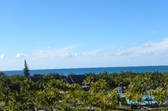 Melia Las Antillas: vue du 5e étage