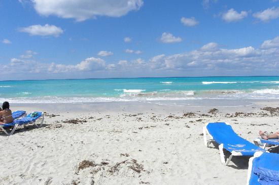 Melia Las Antillas: plage sublime