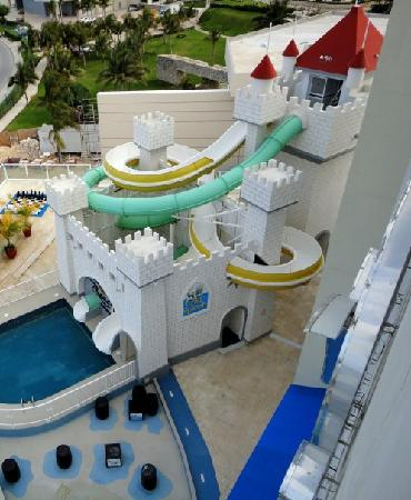 Panama Jack Resorts - Gran Caribe Cancun: Kids Splash Park Area