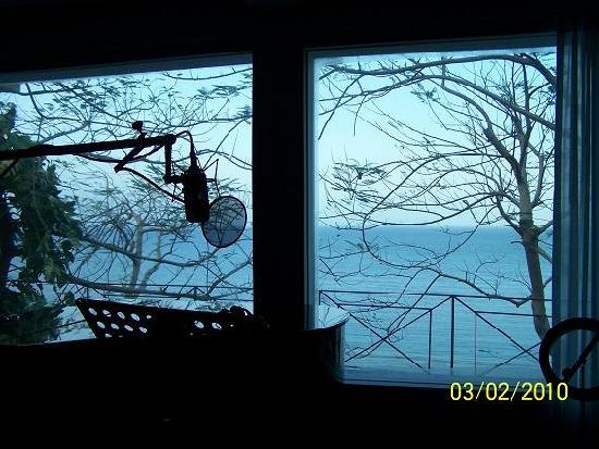 Geejam: View from studios