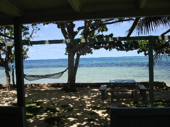 Mai Dive - Astrolabe Reef Resort: View from Our Bungalow