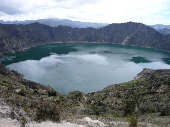 Black Sheep Inn Ecolodge: Laguna Quilotoa