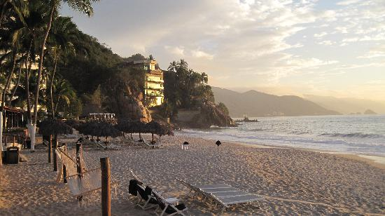 Hyatt Ziva Puerto Vallarta: Dreams PV Beach - Facing South