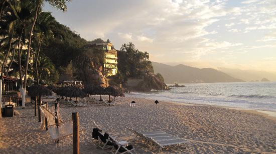 Hyatt Ziva Puerto Vallarta: Dreams PV Beach - Facing South