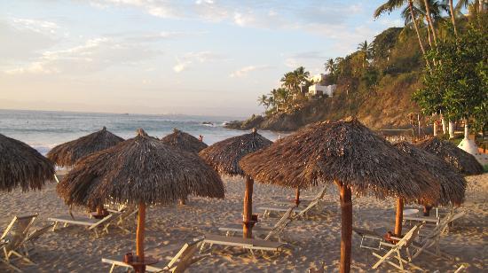 Hyatt Ziva Puerto Vallarta: Dreams PV Beach - Facing North