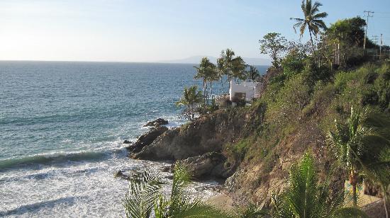 Hyatt Ziva Puerto Vallarta: Dreams PV - View North from Room