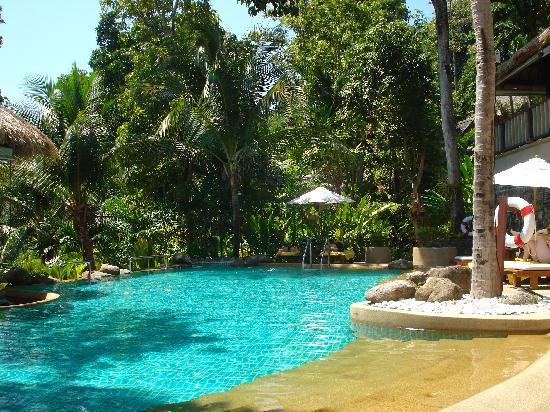 Centara Villas Phuket: Upper (smaller) pool