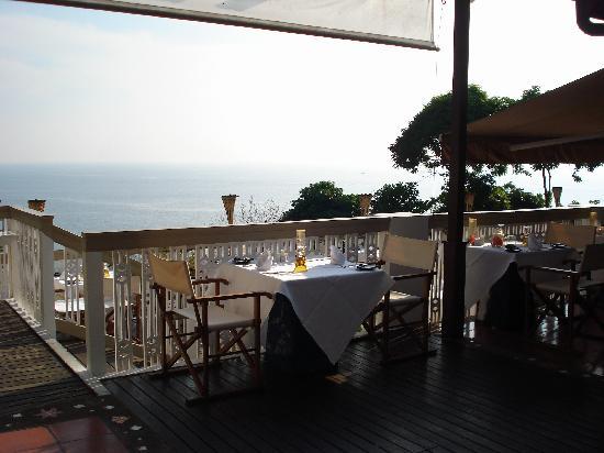 Centara Villas Phuket: View from breakfast/dinner restaurant