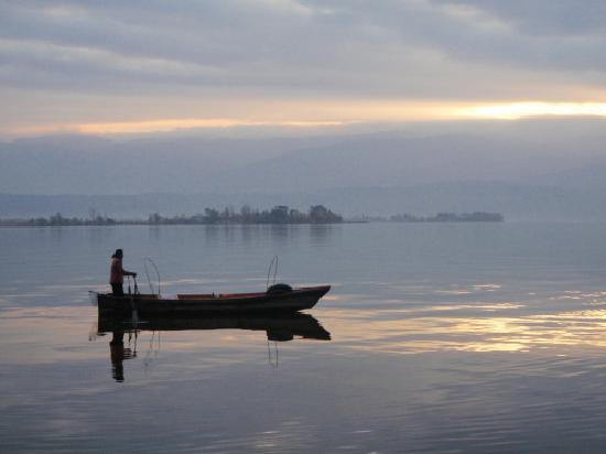 Qionghai lake at Qionghai Hotel, Xichang
