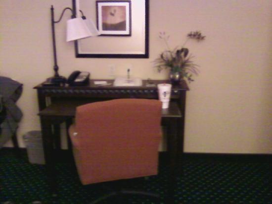 Hampton Inn & Suites Sacramento-Elk Grove Laguna I-5: Desk