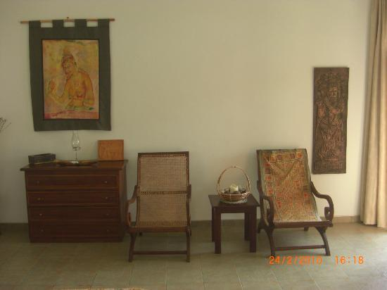 Shangri-Lanka Villa: View of a part of the Room
