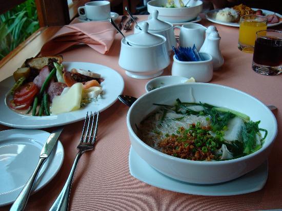 Sokha Angkor Resort: 朝食