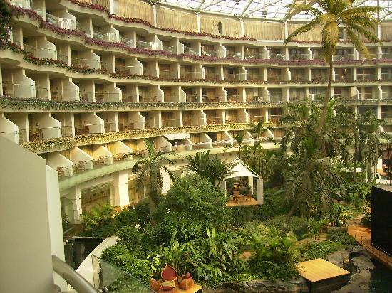 Sahara Star Hotel: Hotel Inside view