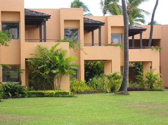 Sheraton Fiji Resort: Ocean Front Studios