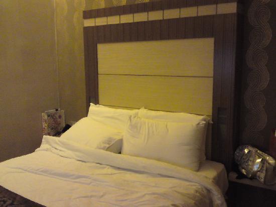 Courtyard Hotel @ 1Borneo: Bedroom