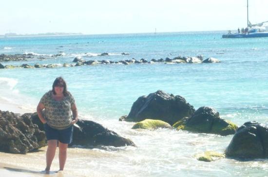 Bilde fra Oranjestad