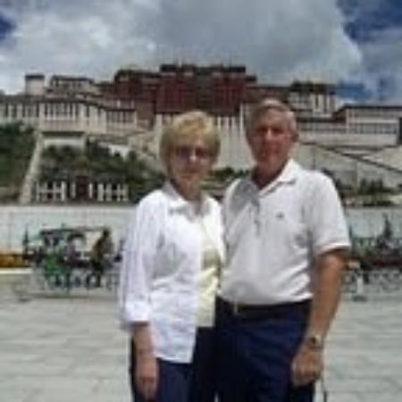 Lhasa, Tibet 2007