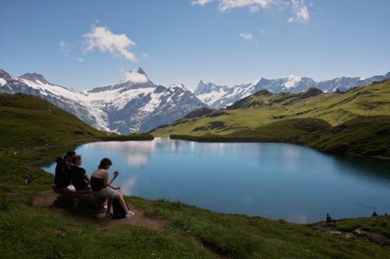 Bilde fra Grindelwald