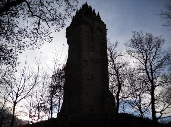 "Stirling, UK: Sir William Wallace Monument  ""Braveheart"""