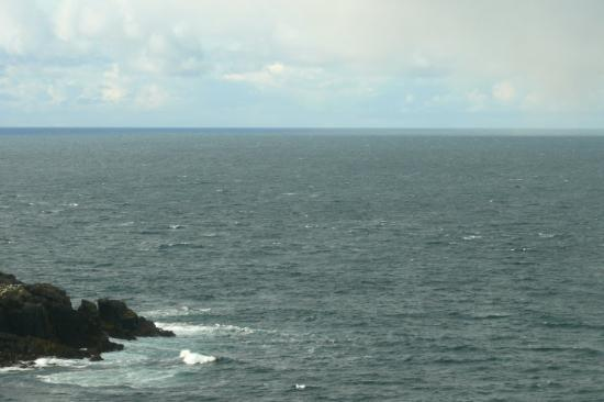 Channel of Last Hope (Ultima Esperanza): here the Pacific meets the Atlantic