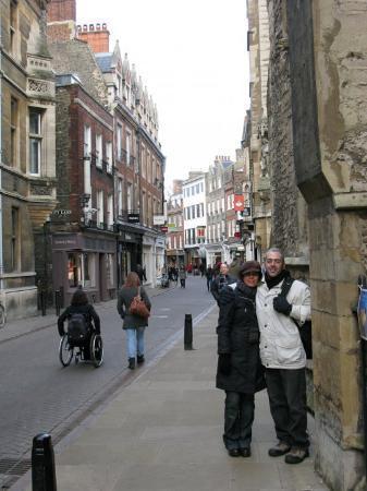 Em Cambridge