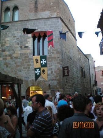 Bilde fra Castello d'Empuries