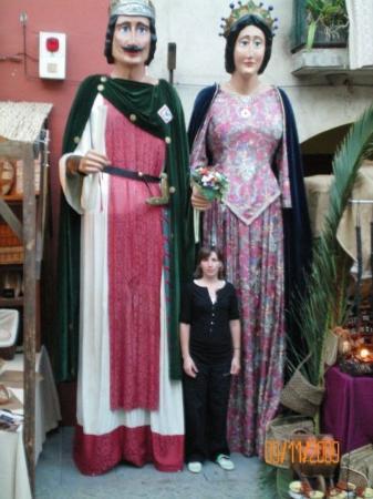 Castello d'Empuries, Spania: in tara uriasilor