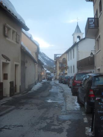 Bilde fra Saint-Chaffrey
