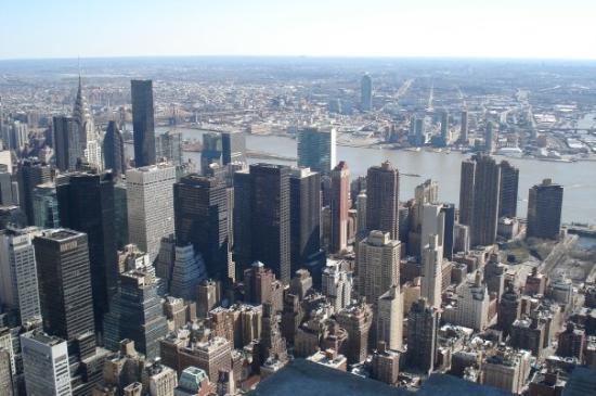 Bilde fra Empire State Building